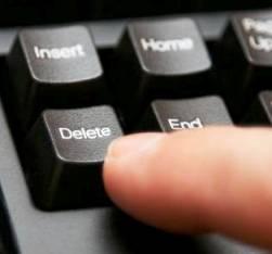 delete и F2