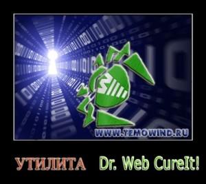 утилита dr web