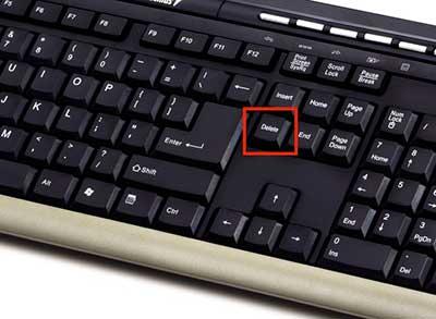 ноутбук не включается пищит постоянно